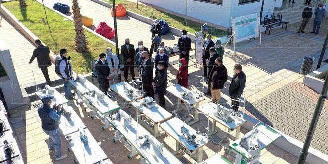 Santé, enseignement et emploi : Jerada renforce ses infrastructures