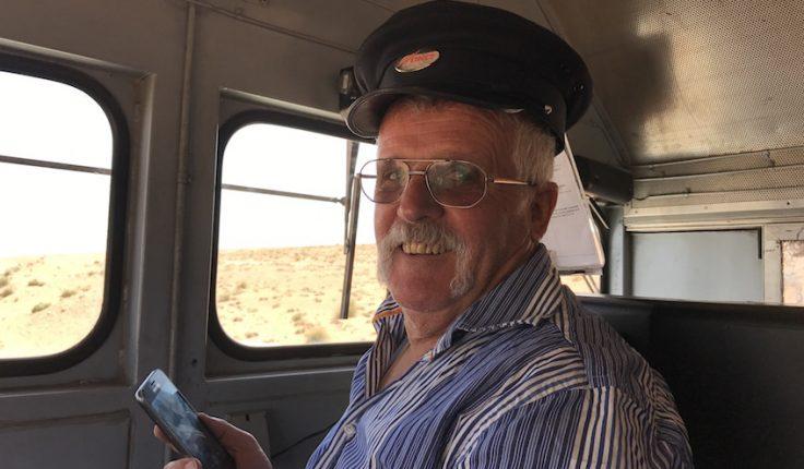 D'oujda à Bouarfa à bord de l'Oriental Desert Express