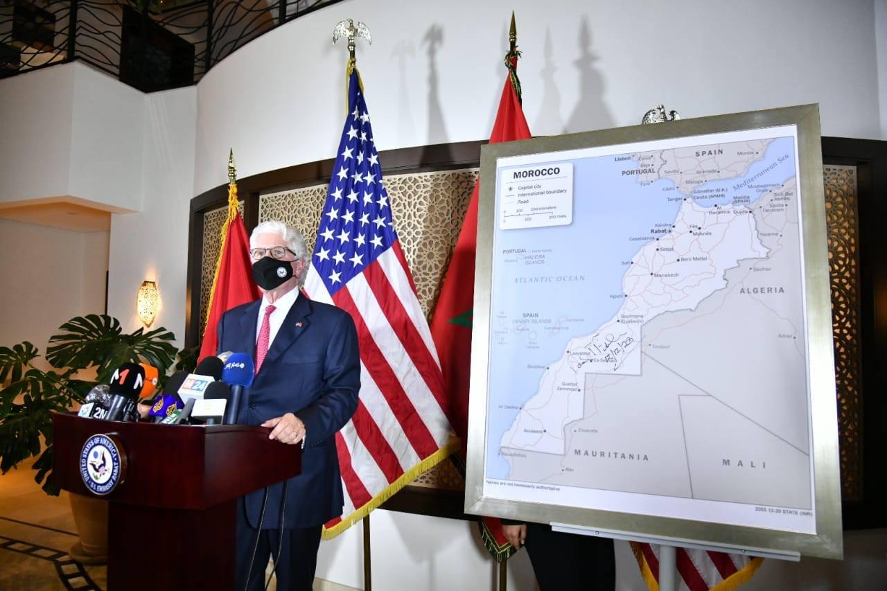 Maroc-Etats-Unis : Le communiqué du cabinet royal