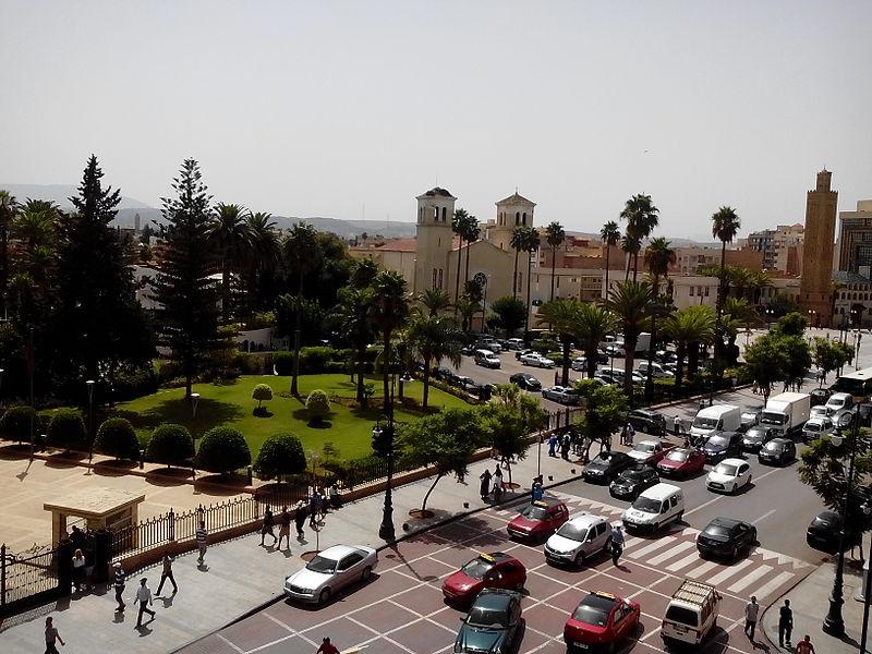 Vers la réhabilitation du boulevard Mohammed V d'Oujda