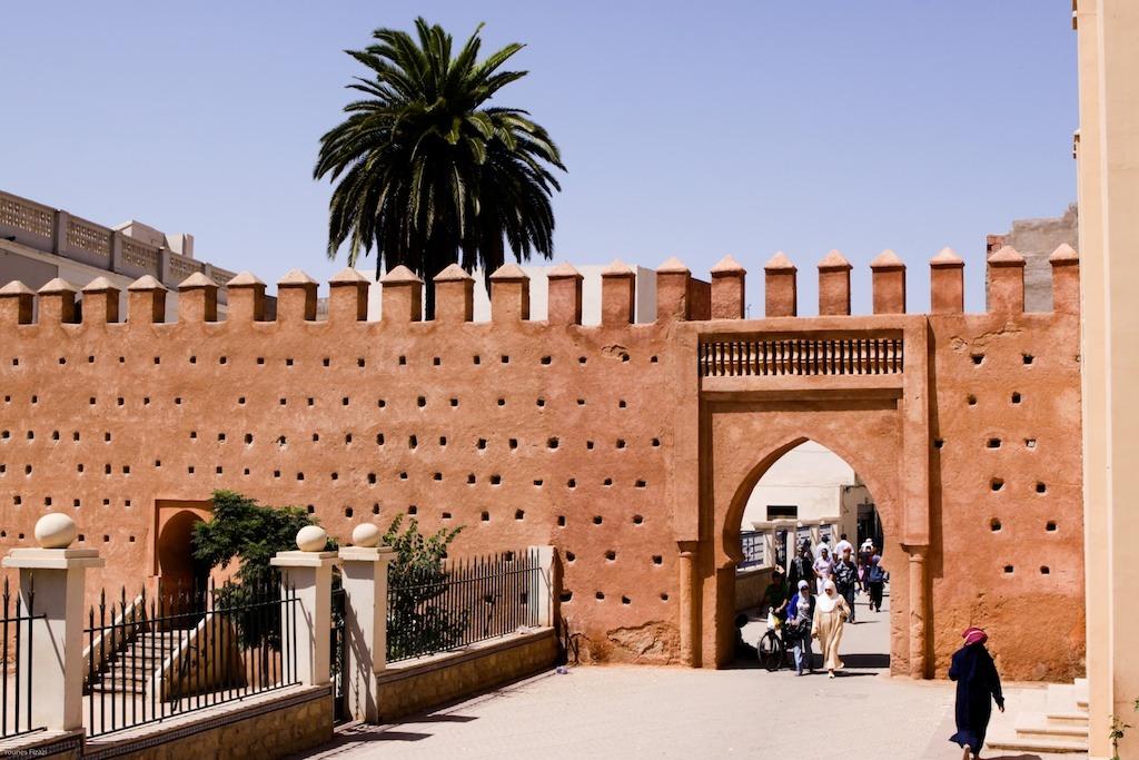 Les remparts de Oujda